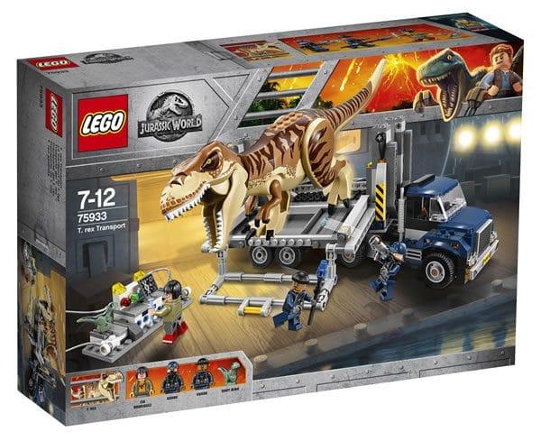 75933 T.rex Transport
