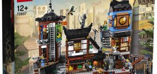 LEGO Ninjago 70657 City Docks : Premier visuel officiel