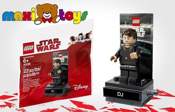 Chez Maxi Toys : Polybag LEGO Star Wars 40298 DJ offert