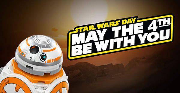 May the 4th chez LEGO : Le détail des offres prévues