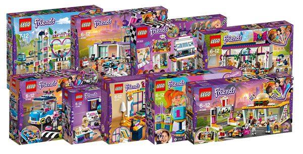 nouveaut s lego friends du second semestre 2018 quelques visuels hoth bricks. Black Bedroom Furniture Sets. Home Design Ideas
