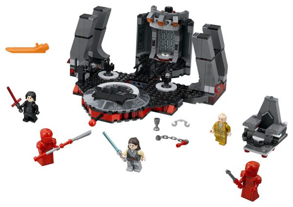 75216 Snoke's Throne Room