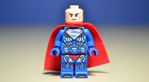 LEGO Lex Luthor Superman Exclusive Minifigure