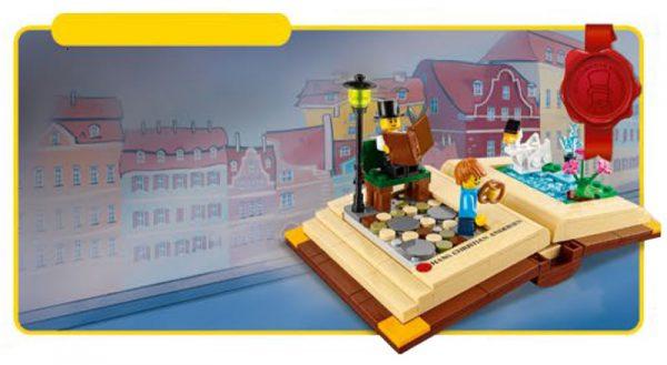 40291 LEGO Creative Personalities 2018