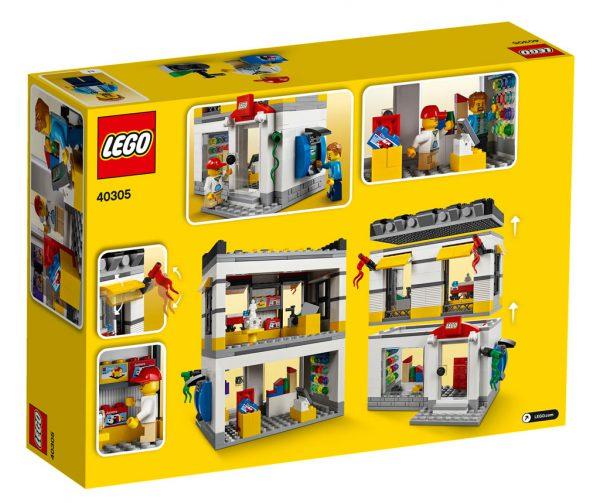 LEGO 40305 Micro Brand Store