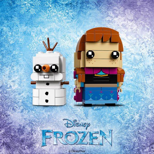 41618 Anna & Olaf