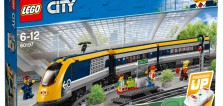LEGO CITY 60197 Passenger Train et 60197 Cargo Train : les visuels officiels