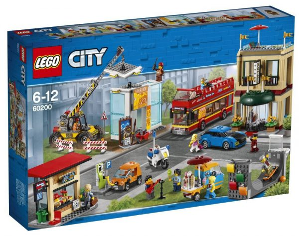 LEGO CITY 60200 Capital