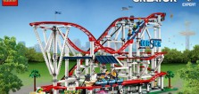 Shop LEGO : Le set LEGO Creator Expert 10261 Roller Coaster est disponible