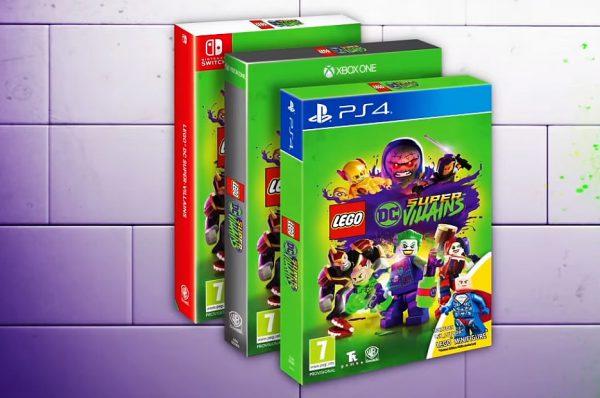 LEGO DC Super-Villains : Premier trailer et confirmation de la minifig exclusive offerte