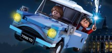 LEGO Harry Potter : Premier visuel de la nouvelle version de la Ford Anglia