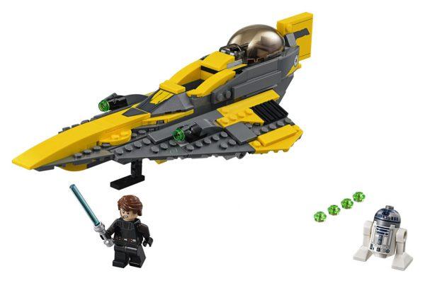 75214 Anakin's Jedi Starfighter