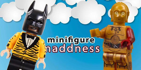 Chez Minifigure Maddness : Réduction et polybags offerts