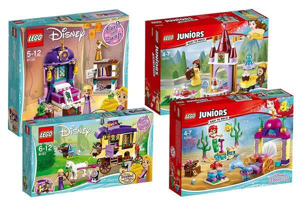 Shop LEGO : les nouveautés Disney Princess disponibles en précommande
