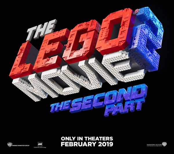 The LEGO Movie 2 : Le teasing commence maintenant