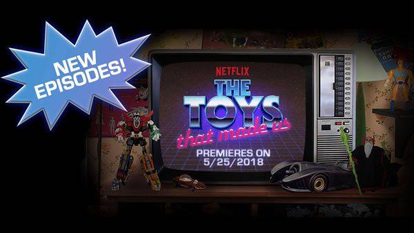 The Toys That Made Us sur Netflix : Un épisode sur LEGO dans la 2ème saison