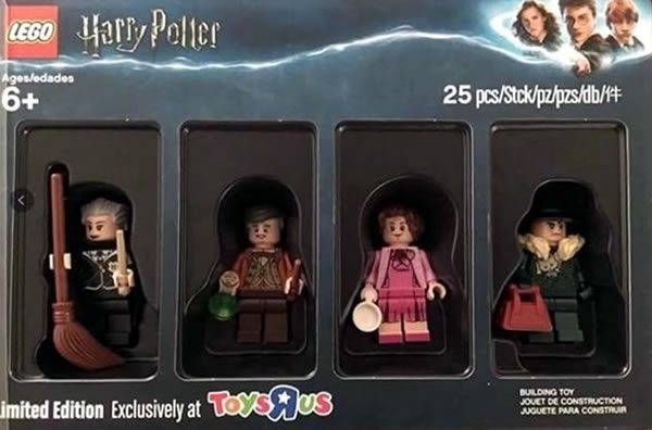 LEGO Harry Potter Toys R Us Limited Edition