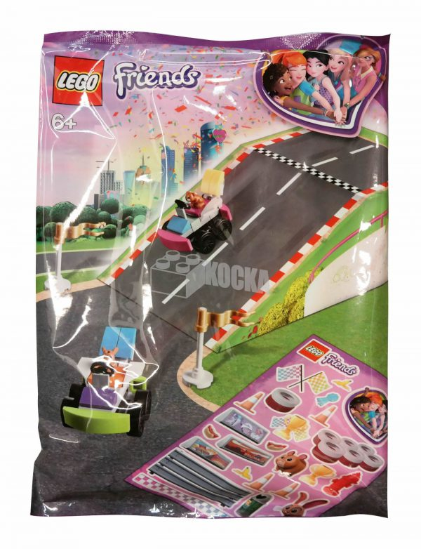 LEGO Friends 5005238 Pet Go-Kart Racers