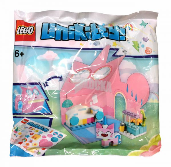 LEGO 5005239 Unikitty Castle Room