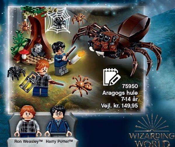 75950 Aragog's Lair