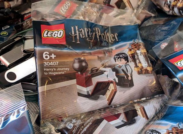30407 Harry's Journey to Hogwarts