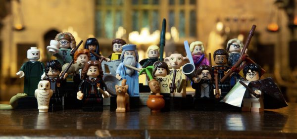 Lego 71022  Harry Potter Fantastic Beasts Series 1 Minifigures