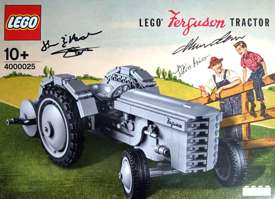 Ferguson tracteur datant