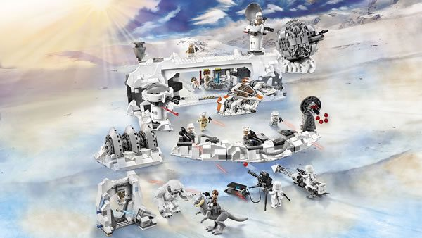 75098 Assault on Hoth