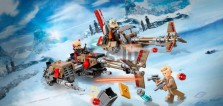LEGO Star Wars 75215 Cloud-Rider Swoop Bikes : premiers visuels