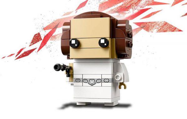 LEGO Star Wars BrickHeadz 41628 Princess Leia