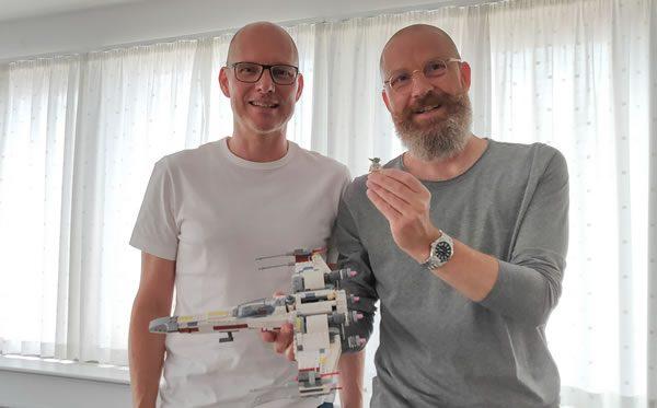 Michael Lee Stockwell & Jens Kronvold Frederiksen