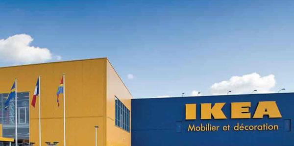 ikea annonce un nouveau partenariat avec lego hoth bricks. Black Bedroom Furniture Sets. Home Design Ideas