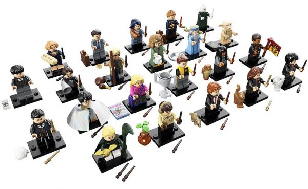 71022 LEGO Harry Potter & Fantastic Beats Collectible Minifigures Series