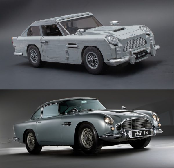 10262 James Bond Aston Martin Db5 Page 7 Creator