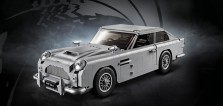 LEGO Creator Expert 10262 James Bond Aston Martin DB5  : Les visuels officiels