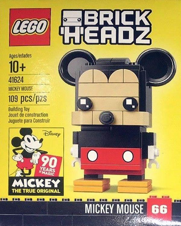 LEGO BrickHeadz 41624 Mickey Mouse