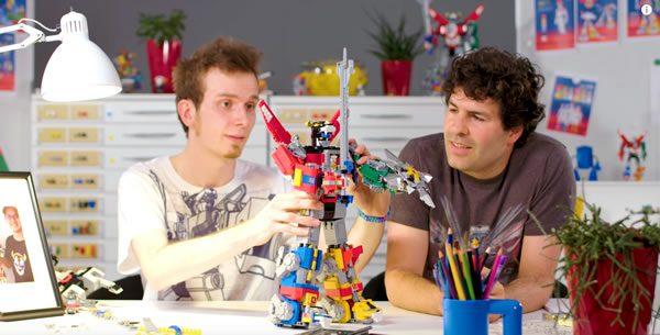 LEGO Ideas 21311 Voltron : Présentation du set par les designers