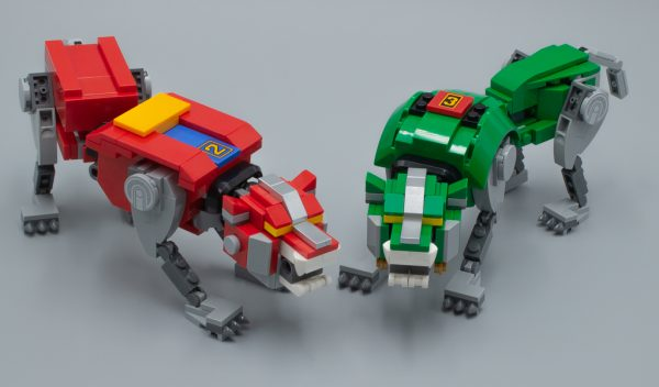 LEGO Ideas 21311 Voltron Defender of the Universe