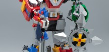 J'ai testé pour vous : LEGO Ideas 21311 Voltron Defender of the Universe