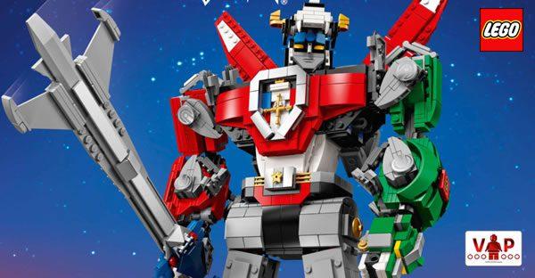 LEGO Ideas 21311 Voltron : Disponible pour les membres du programme VIP