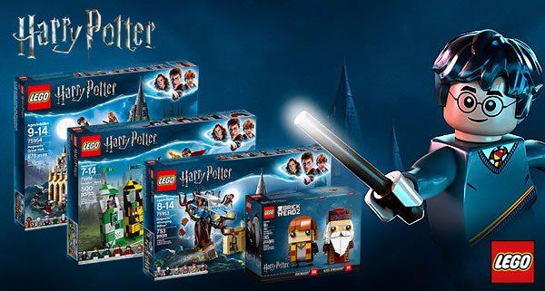 Concours : Des sets LEGO Harry Potter à gagner