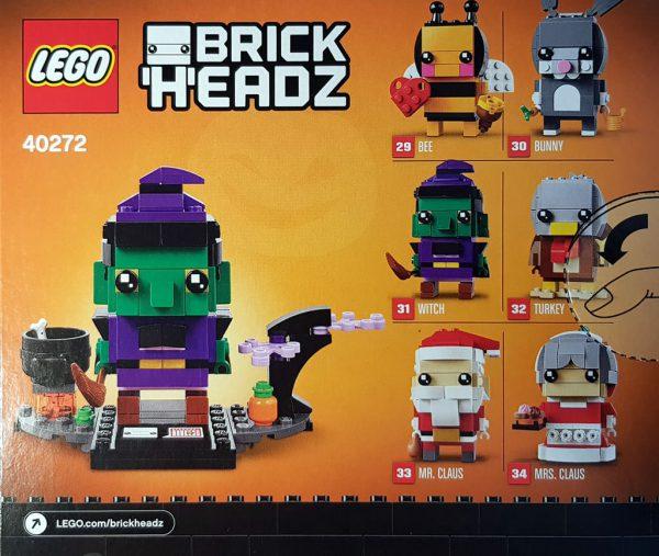 LEGO BrickHeadz 40272 Witch