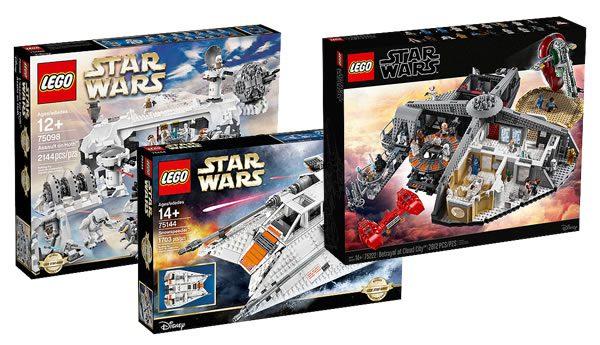 LEGO Star Wars Master Builder Series : quelques précisions fournies par LEGO