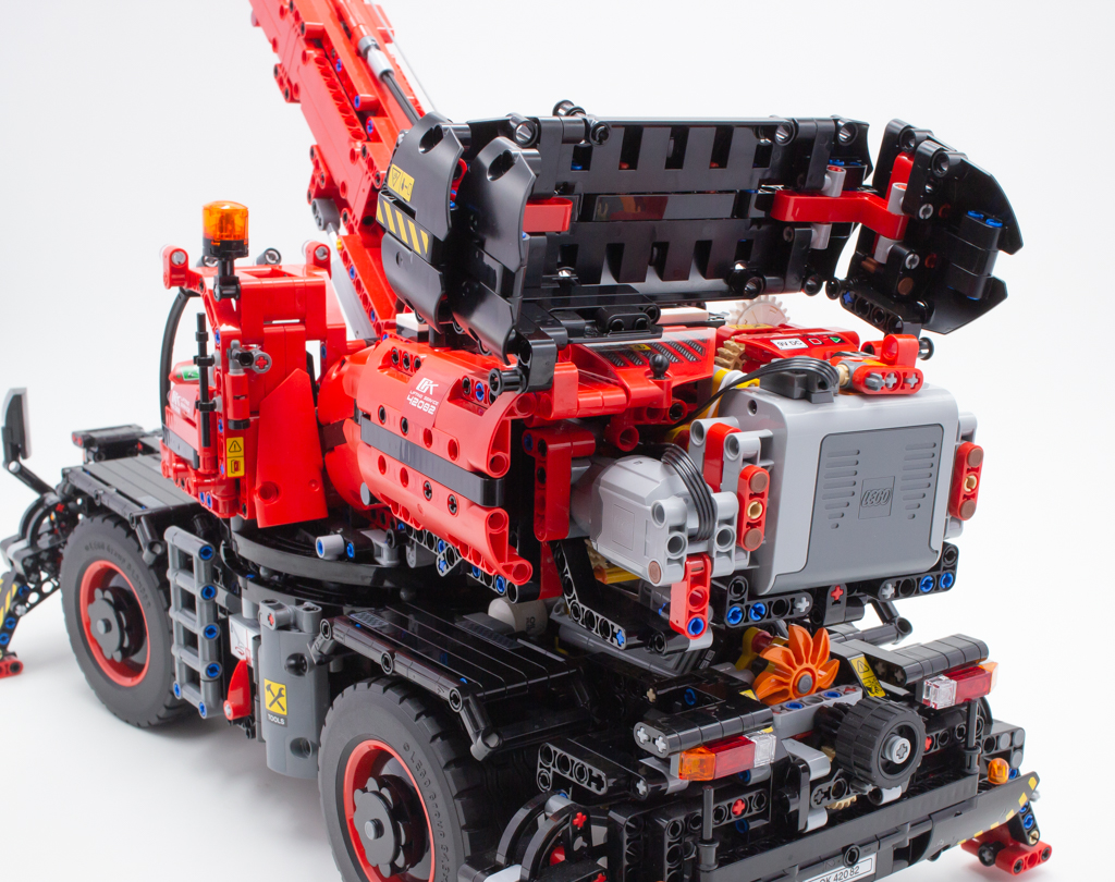 vite test lego technic 42082 rough terrain crane hoth bricks. Black Bedroom Furniture Sets. Home Design Ideas