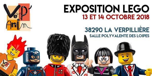 Concours : Des entrées pour l'expo LEGO La Verpillière et des polybags à gagner !