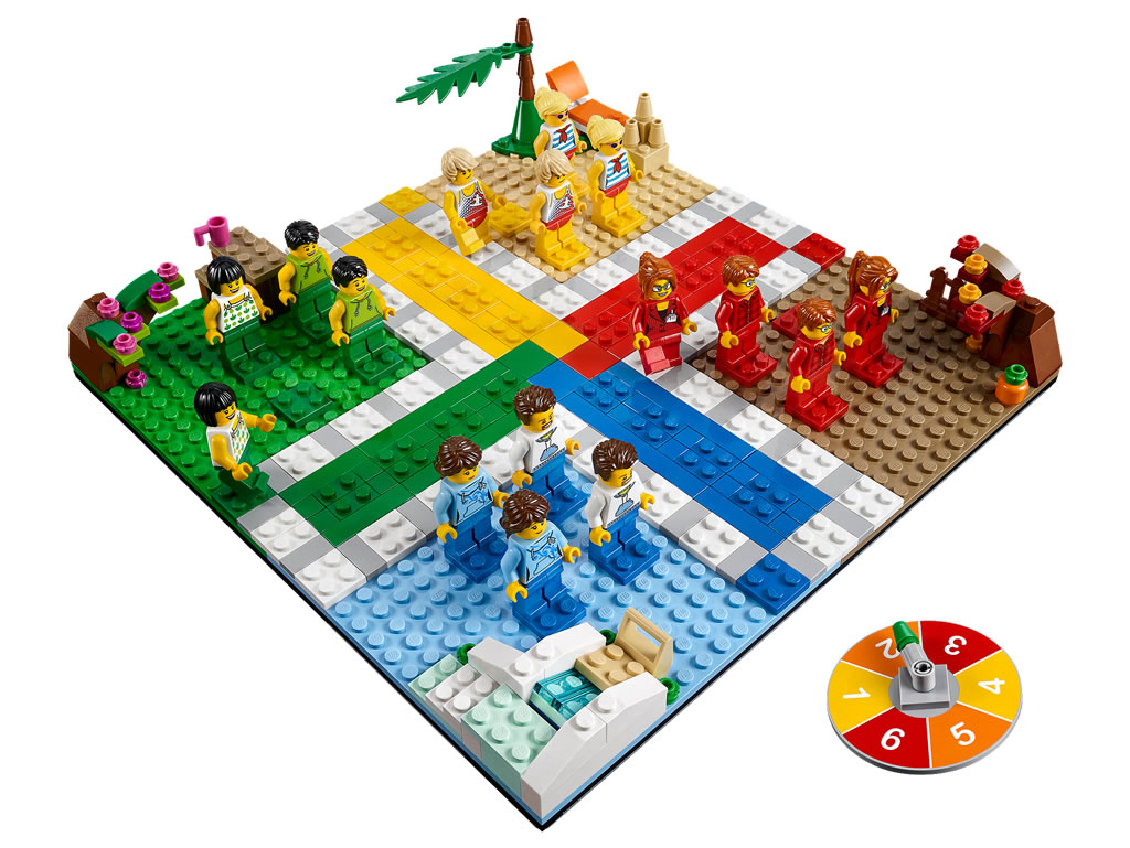 Build A Lego City Online Game