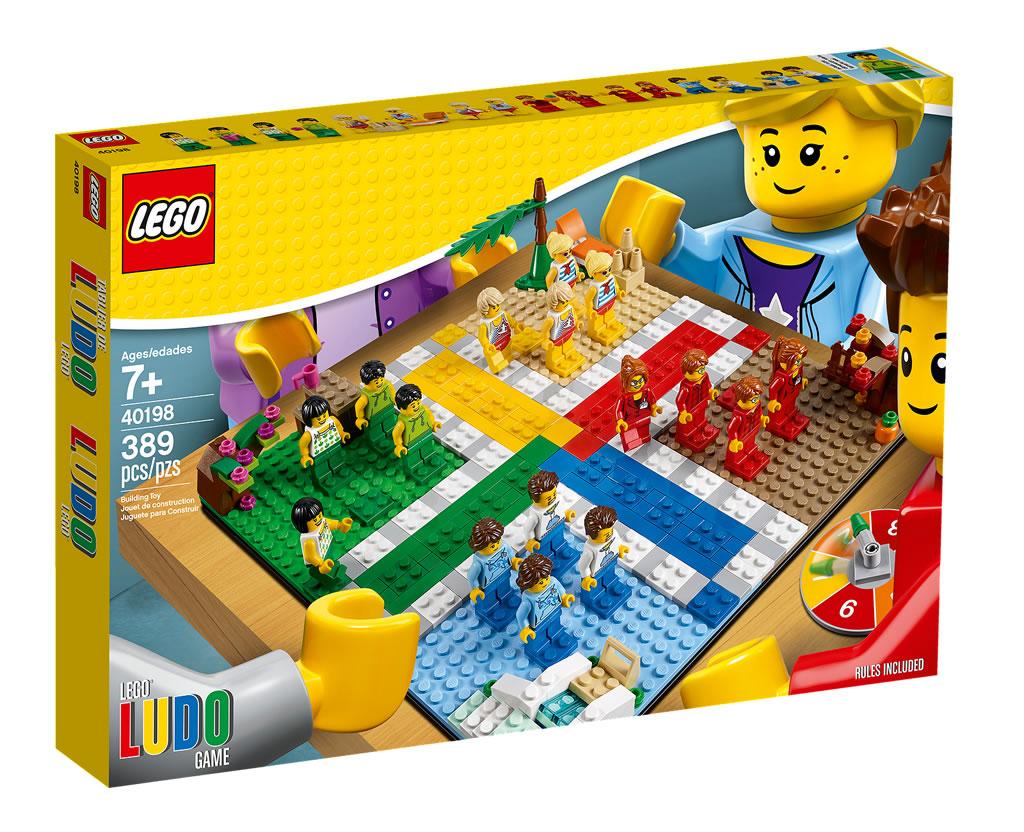 lego 40198 ludo game les visuels officiels sont disponibles hoth bricks. Black Bedroom Furniture Sets. Home Design Ideas