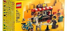 LEGO 40358 Bean There, Donut That : un set exclusif à l'enseigne Target