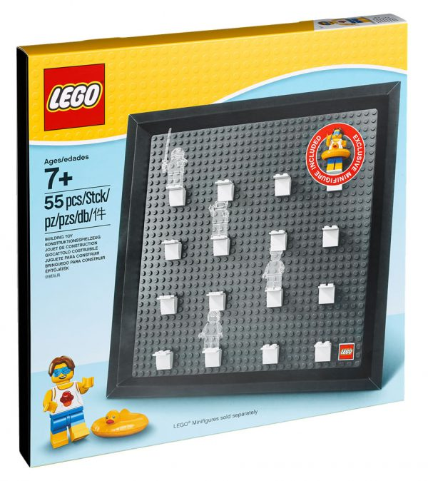 5005359 Minifigure Collector Frame