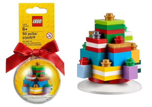 LEGO 853815 Christmas Ornament